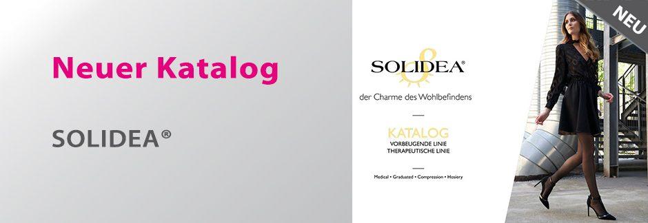 Neuer Katalog Solidea